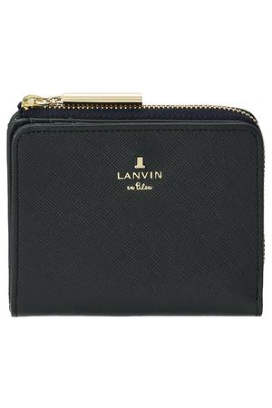 リュクサンブール 2つ折り財布 ランバン オン ブルー/LANVIN en Bleu