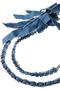 デニムチェーンネックレス ランバン オン ブルー/LANVIN en Bleu