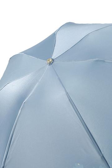 ランバン オン ブルー/LANVIN en Bleuの影花ミニ傘(ブルー/3808008)