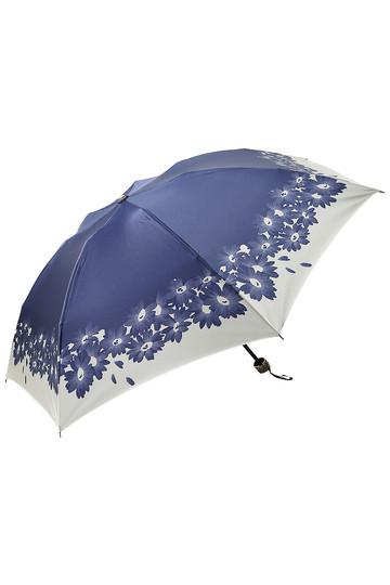 ランバン オン ブルー/LANVIN en Bleuの影花ミニ傘(ネイビー/3808008)