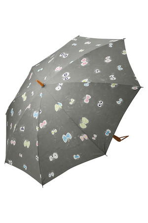 【ELLE 70周年限定】hana hane折りたたみ晴雨兼用傘 ミナ ペルホネン/mina perhonen