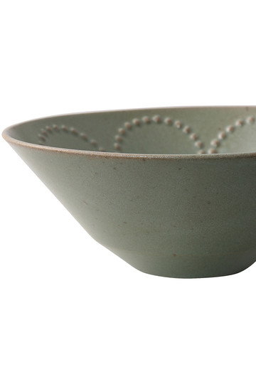 ミナ ペルホネン/mina perhonenのtambourine ボール小(グリーン/TW0007)