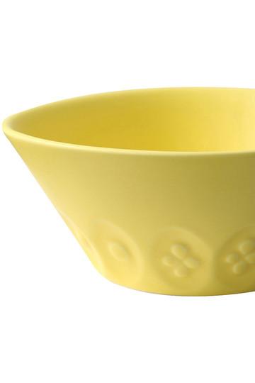 ミナ ペルホネン/mina perhonenの【Kids】choucho 深皿(イエロー/BP8011P)