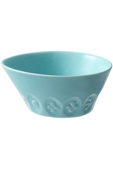 mina perhonen ミナ ペルホネン 【Kids】choucho 深皿 ブルー
