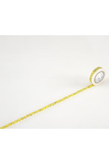 mina perhonen ミナ ペルホネン 【mt】xmina perhonen マスキングテープ(15mm) choucho-yellow