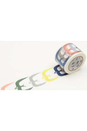 【mt】×mina perhonen マスキングテープ(35mm) ミナ ペルホネン/mina perhonen