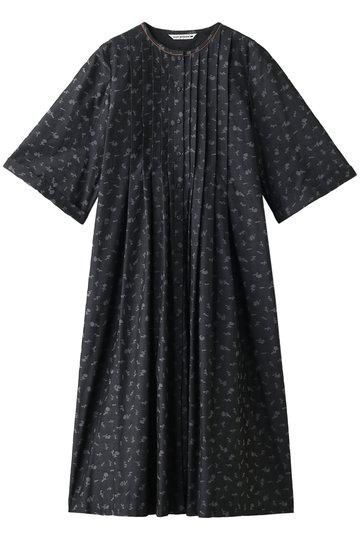 ミナ ペルホネン/mina perhonenの【予約販売】confetti ワンピース(チャコール/XS3621)