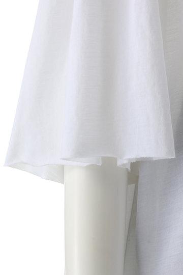 ミナ ペルホネン/mina perhonenの【予約販売】port カットソー(ホワイト/XS8296)