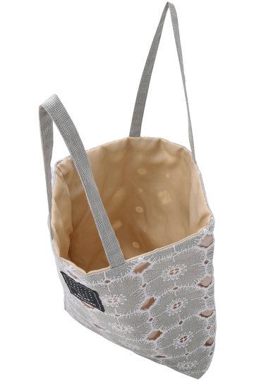 ミナ ペルホネン/mina perhonenの【予約販売】anemone toast バッグ(ライトグレー/XS9442)