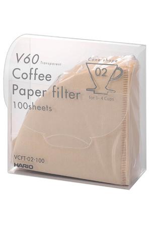 【HARIO】V60ペーパーフィルターM100枚 センプレ/SEMPRE
