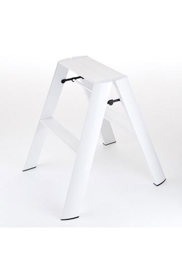 センプレ/SEMPREの【METAPHYS】lucano踏台 2-step(ホワイト/689013)