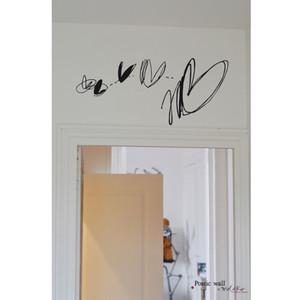 【Poetic wall】ウォールシール 私の愛 センプレ/SEMPRE