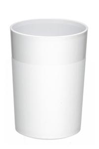 <ELLE SHOP>【I'mD】タンブラーRETTO ホワイト画像