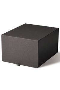 <ELLE SHOP>【NuAns】FLIPBOX 収納ケース ブラック