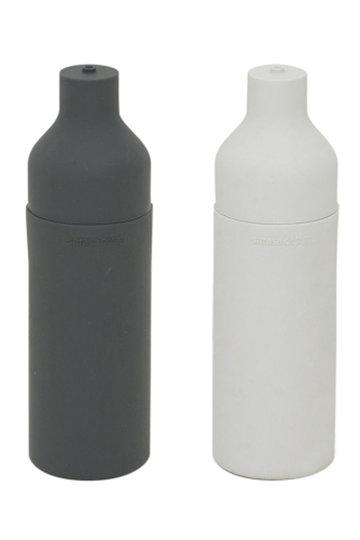 センプレ/SEMPREの【b2c】スクイーズボトル(グレー/313218)