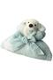 【Baby】コージーシックドリームバディ(38×43cm) ベアフット ドリームズ/BAREFOOT DREAMS アクア