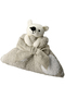 【Baby】コージーシックドリームバディ(38×43cm) ベアフット ドリームズ/BAREFOOT DREAMS ストーン