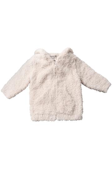 BAREFOOT DREAMS ベアフットドリームズ 【Baby】コージーシックフーディー ピンク