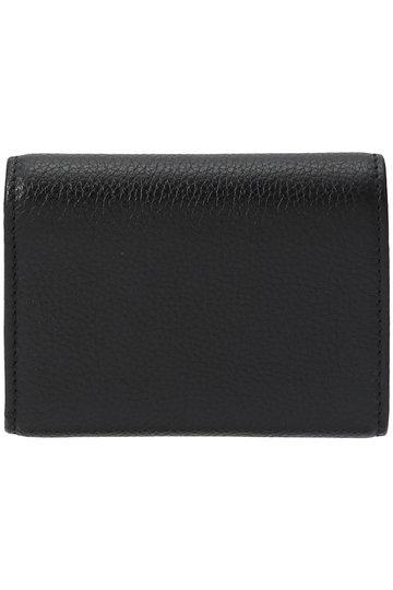 シー バイ クロエ/See By ChloeのLIZZIE 3つ折り財布(ブラック/P580349M)