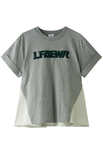 REKISAMI レキサミ LFAEWRバックフレアTシャツ グレー