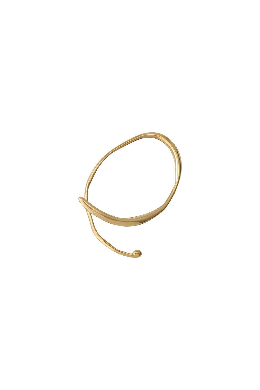 プレインピープル/PLAIN PEOPLEの【FARIS】イヤーカフ PHASE EAR CUFF(ブロンズ/A1506PAC700)