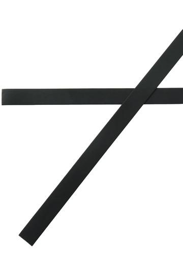 プレインピープル/PLAIN PEOPLEのオリジナル合皮ロングベルト(ブラック/A1581PBT500)
