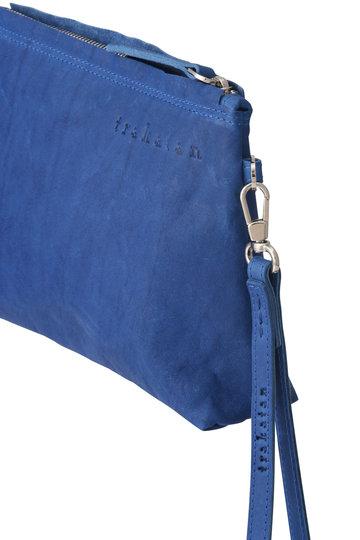 プレインピープル/PLAIN PEOPLEの【trakatan】ショルダーポーチ(ブルー/A1596PBG606)