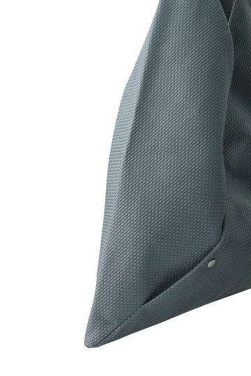 プレインピープル/PLAIN PEOPLEの【CABAS】トートバッグ Triangle tote(ブルーグレー/A1596PBG614)