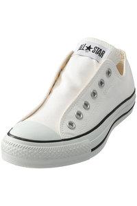 <ELLE SHOP> CONVERSE コンバース オールスタースリップ III OX ホワイト画像