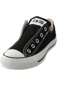 <ELLE SHOP> CONVERSE コンバース オールスタースリップ III OX ブラック画像