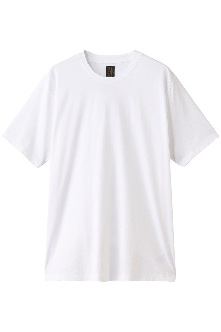 SALE 【30%OFF】 BATONER バトナー メンズ(MENS)ギザコットンスーパーソフトTシャツ ホワイト