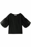 チュールスリーブドレスTシャツ 31 Sons de mode
