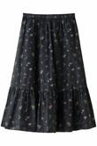 透け小花ギャザースカート 31 Sons de mode
