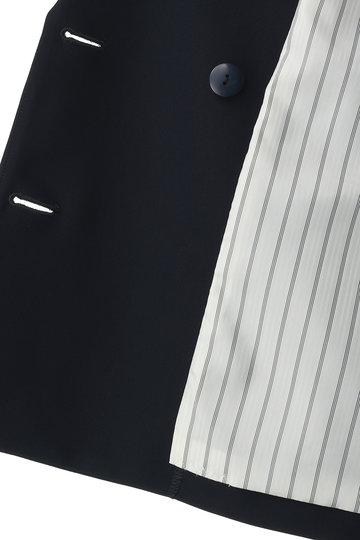 トランテアン ソン ドゥ モード/31 Sons de modeのダブルジャケット(ネイビー/0029104)