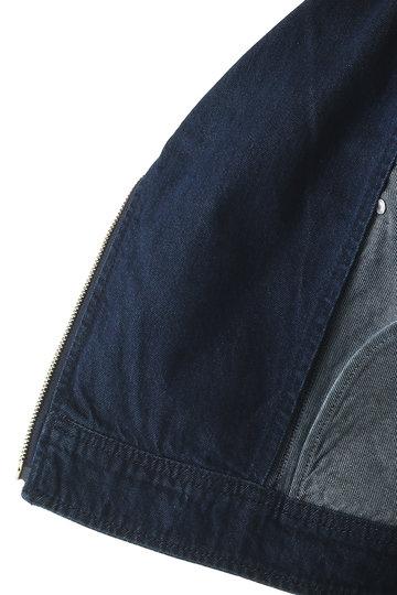 トランテアン ソン ドゥ モード/31 Sons de modeのデニムライダース(ブルー/0029151)