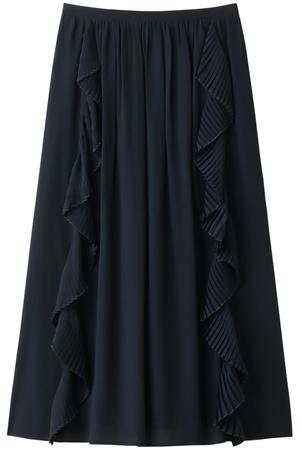 プリーツラッフルスカート ヌメロ ヴェントゥーノ/N°21
