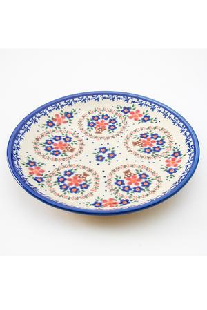プレート ポーリッシュポタリー/Polish Pottery