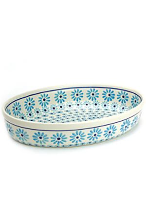オーブン皿・オーバル・大