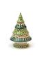 クリスマスツリー ポーリッシュポタリー/Polish Pottery グリーン