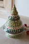 クリスマスツリー ポーリッシュポタリー/Polish Pottery