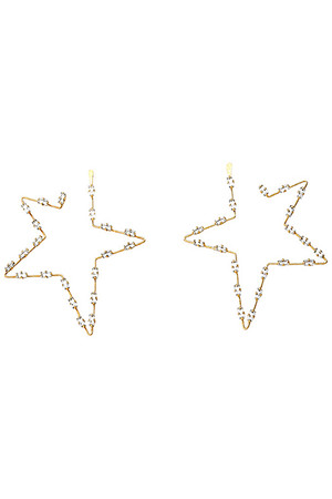 FILIGREE POP STAR ピアス アデル ビジュー/ADER.bijoux