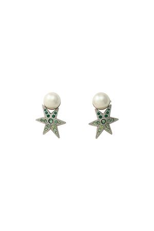 STAR パールピアス アデル ビジュー/ADER.bijoux
