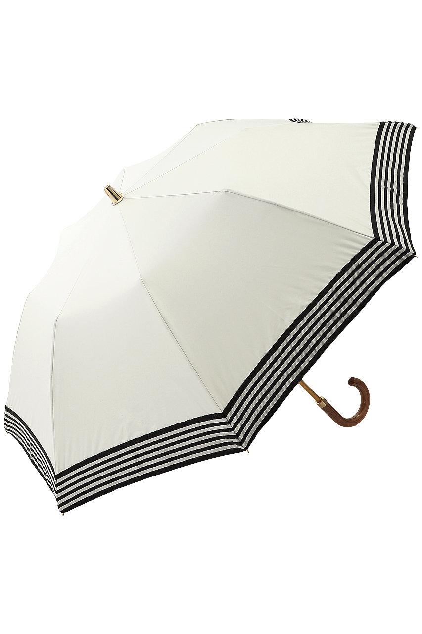 アシーナ ニューヨーク/Athena New YorkのSoho Stripe 折りたたみ傘(晴雨兼用)(オフ/ANY-11P)