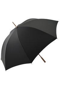 <ELLE SHOP> Athena New York アシーナ ニューヨーク Tribeca ソリッド雨傘 ブラック画像
