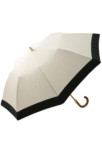グログランリボン折り畳み傘 アシーナ ニューヨーク/Athena New York