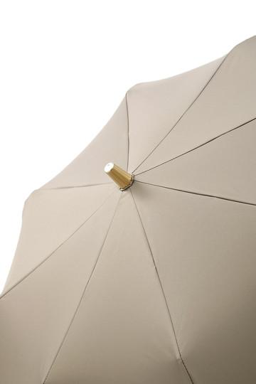 ポリエステル×グログランバイカラー折り畳み傘 アシーナ ニューヨーク/Athena New York