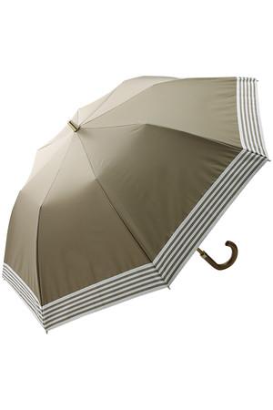 ポリエステル×グログランワイド折り畳み傘