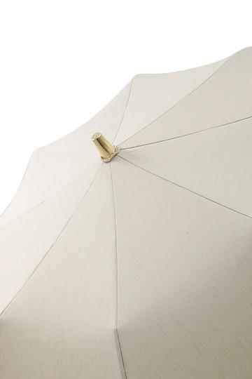 グログランリボン折り畳み日傘 アシーナ ニューヨーク/Athena New York