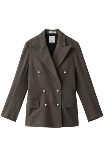 MADISONBLUE マディソンブルー W6B リネンパールジャケット