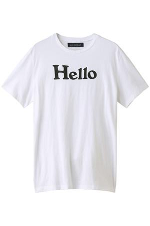 【予約販売】HELLO クルーネックTシャツ